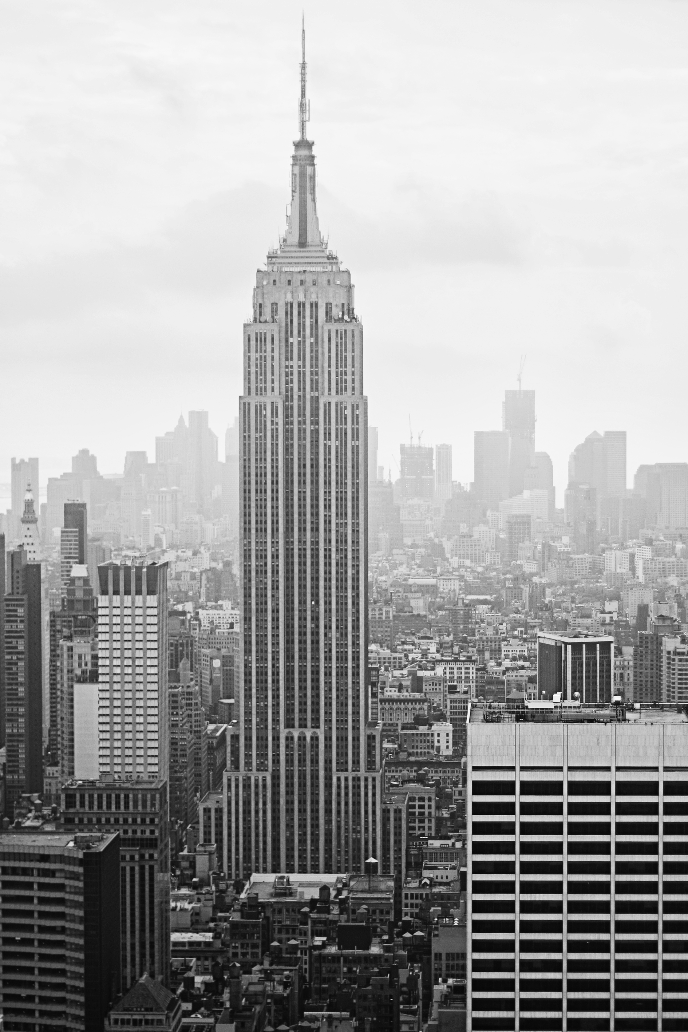 New York City: An Overview in Black and White | Cookie's ...